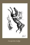 лена Федорович. Иллюстрация к лирике Захириддина Бабура