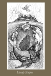Елена Федорович. Иллюстрации к произведениям Насира Хосрова.